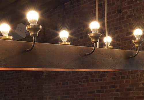 Освещение светодиодных ламп для дома предлагаются на 3500K, 4000K и 5000K