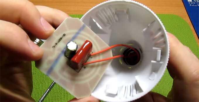 Замена конденсатора для уменьшения коэффициента пульсации