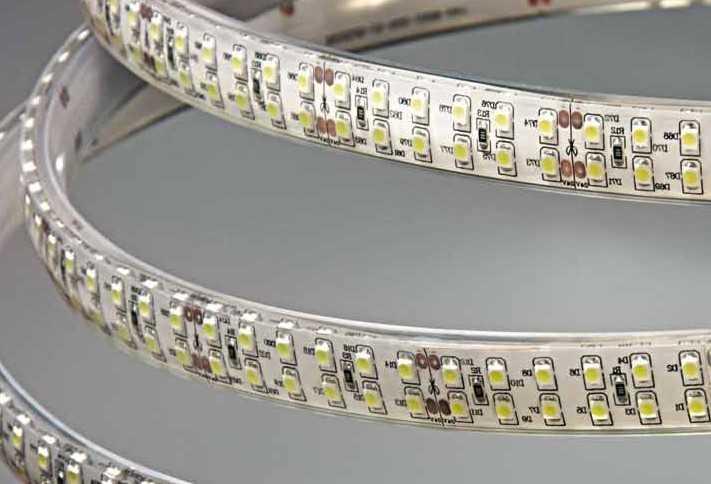 Светодиодная лента 3528 для подсветки монитора