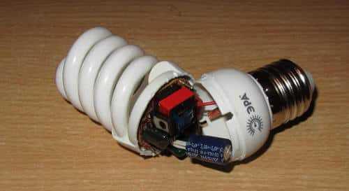 Лампа OSRAM с цоколем E27