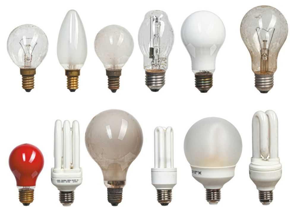 Лампы для аварийного освещения