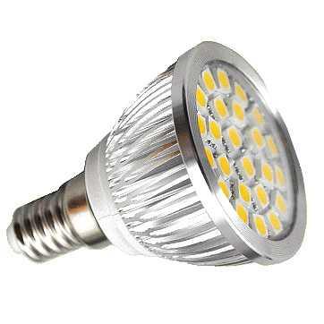 Точечная светодиодная лампочка