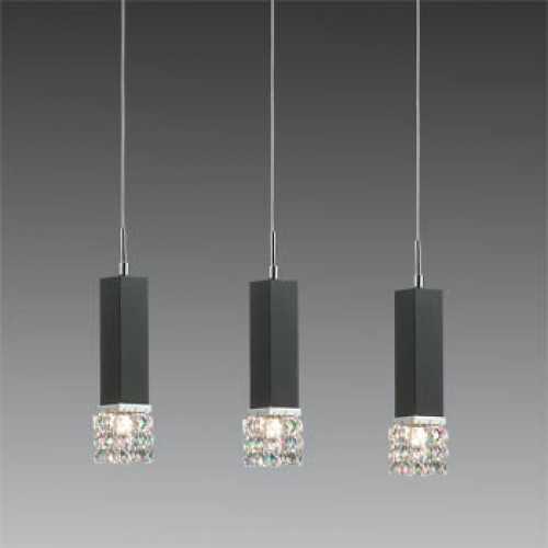 Точечный подвесной светильник идеально подобранного под интерьер
