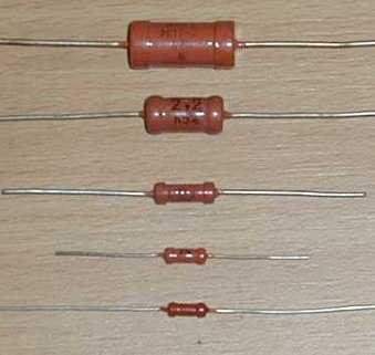 Советские резисторы