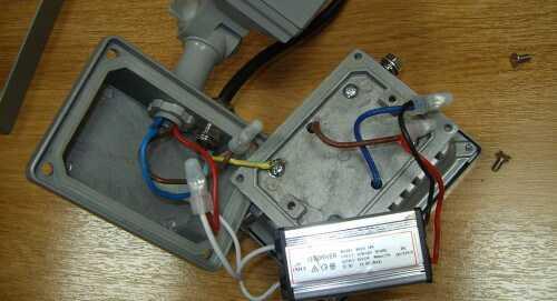 Элементы LED устройства