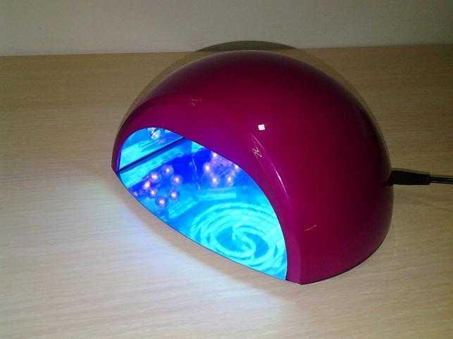 Светодиодная УФ лампа