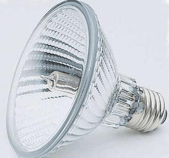 Внешний вид галогенной лампы
