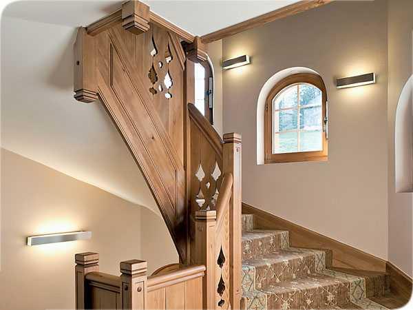 Настенные светодиодные светильники при низких потолках