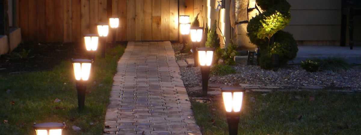 Маркировочный тип освещения