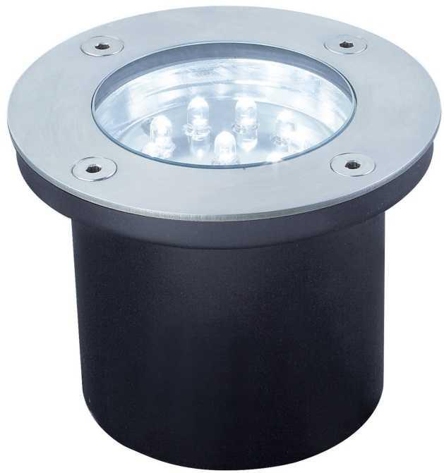 Грунтовой точечный светильник