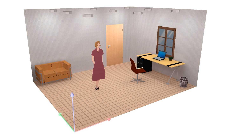 Свет для офисного помещения