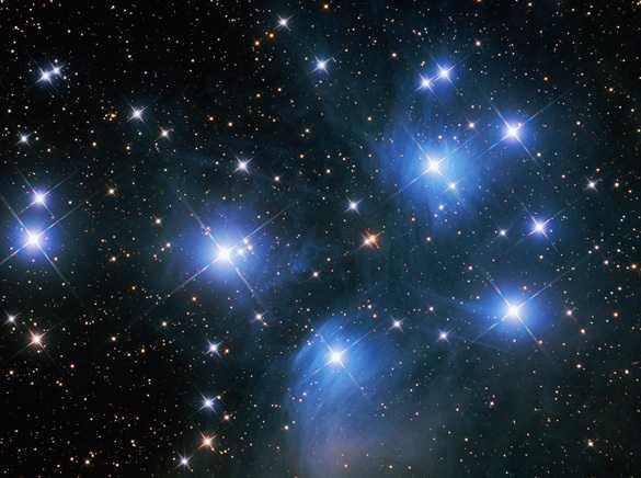 Панорама звездного неба