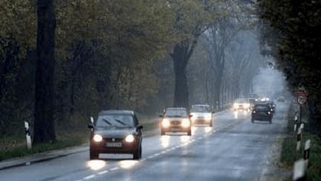 Ближний свет авто
