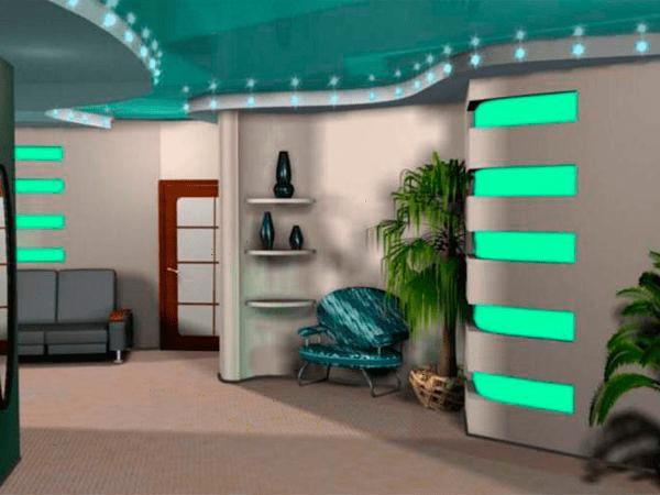 Применение LED источников света