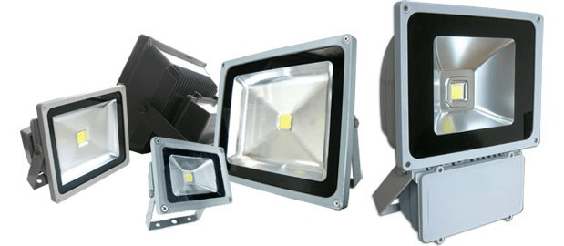 Прожекторные LED лампы