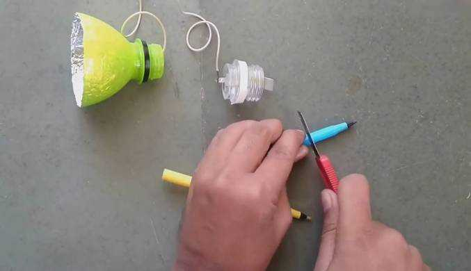 Изготовление элементов батарейного отсека
