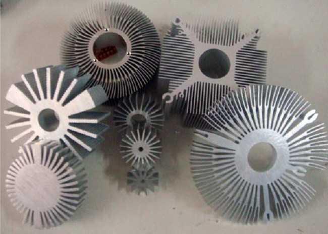 Радиаторы для светодиодов