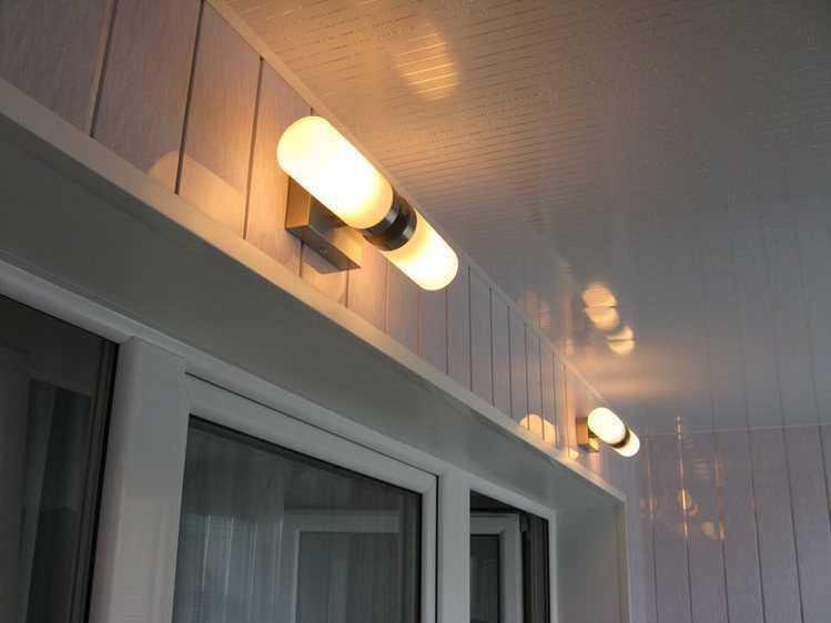 Настенные светильники для основного освещения