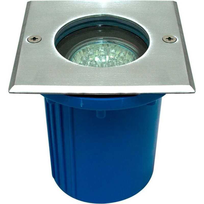 Точечный светильник для пола в капсуле
