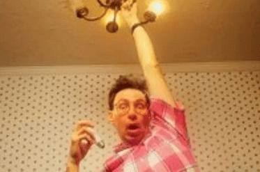 Замена лампочки